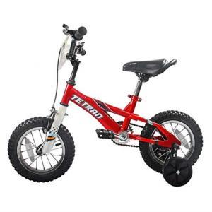 「HAPTOOバランスバイク、12インチ」 男の子女の子10代子供子供ファーストキッズバイク。  3...