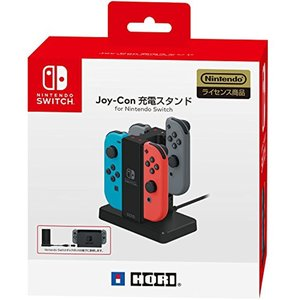 「Nintendo Switch対応」Joy-Con充電スタンド for[NSW-003]|zebrand-shop