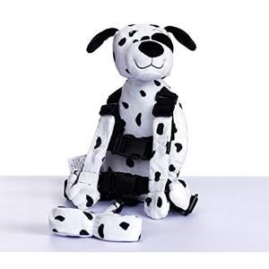 迷子防止 ぬいぐるみ アニマルハーネス 迷子紐(マルチ犬)|zebrand-shop