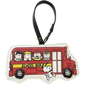 ピーナッツ ダイカットパスケース バス[SNAP1643] zebrand-shop