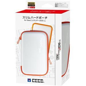 硬質EVA材質で本体をしっかり保護 「Newニンテンドー2DS LL」専用のハードポーチです。  選...