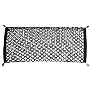 ラゲッジネット カーゴネット トランクネット カー用品 荷物固定 フック付き OD09 小 90×40|zebrand-shop