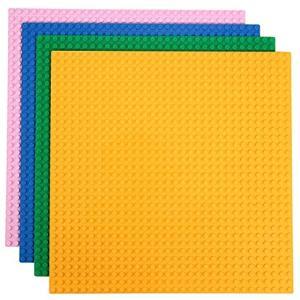 スプレンノ ブロック 基礎板 土台 ベース プレート 32×32 ポッチ 25×25cm(4色セット)|zebrand-shop