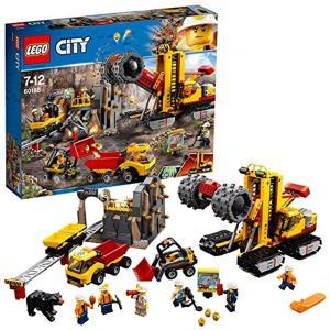 シティ ゴールドハント 採掘場 60188|zebrand-shop