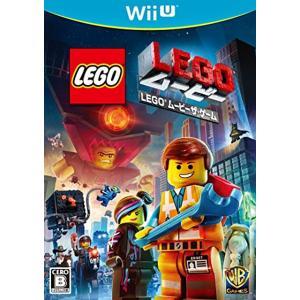 LEGO R ムービー ザ・ゲーム - Wii U[4548967109948](Nintendo Wii U)|zebrand-shop