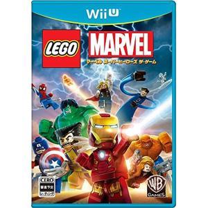 LEGO R マーベル スーパー・ヒーローズ ザ・ゲーム - Wii U[4548967113969](Nintendo Wii U)|zebrand-shop