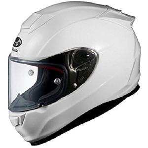 OGK KABUTOバイクヘルメット フルフェイス RT-33 サイズ:XL[HS51001](ホワイト, XL ( 61-62cm )) zebrand-shop