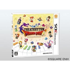 シアトリズム ドラゴンクエスト初回生産特典オリジナルテーマドラゴン 同梱 - 3DS[4988601...