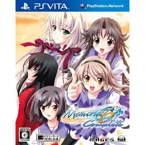 メモリーズオフ6 Complete - PSVita(PlayStation Vita)|zebrand-shop