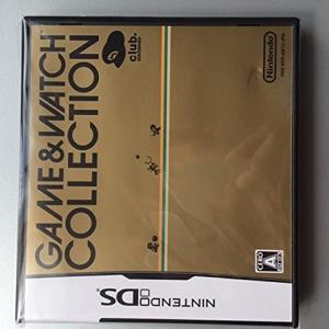 ゲーム&ウォッチ コレクション クラブニンテンドー限定[gwc01](Nintendo DS)|zebrand-shop