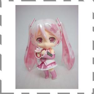 ねんどろいど 桜ミク 100 mm ノンスケール ABS & PVC製 塗装済み 可動フィギュア[4...