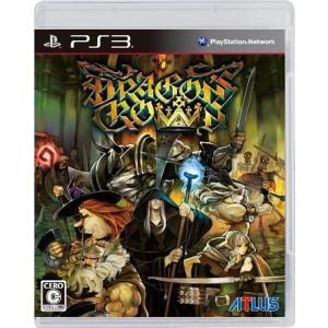 ドラゴンズクラウン - PS3[BLJM-61041](PlayStation 3)|zebrand-shop