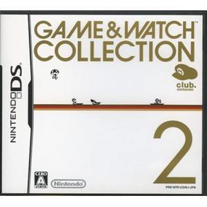 ゲームウォッチの名作がDS/3DSで遊べる2作品+コラボ作品収録(1)パラシュート、(2)オクトパス...