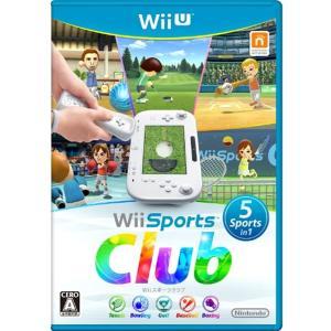 Wii Sports Club -[WUP-P-AWSJ](Nintendo Wii U)|zebrand-shop