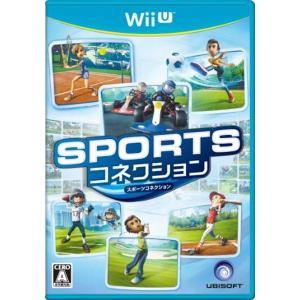 スポーツコネクション - Wii U[WUP-P-ASPJ](Nintendo Wii U)|zebrand-shop