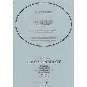 フェルリング : 48の練習曲 作品31 オーボエ教則本 ビヨドー出版 CC3082の画像