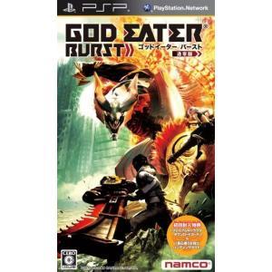 GOD EATER BURST ゴッドイーター バースト 通常版 - PSP[ULJS00351]|zebrand-shop