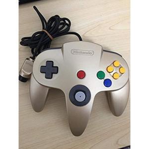 コントローラー Bros ゴールド N64 64(Nintendo 64)|zebrand-shop