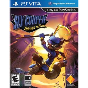 Sly Cooper: Thieves in Time 輸入版:北米 PSV[22130](PS Vita)|zebrand-shop