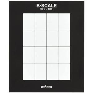 B-SCALE Bスケール デッサン用 B列用紙判[54012]