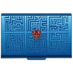 天空の城ラピュタ メタルカードケース[43209-14283](ブルー) zebrand-shop