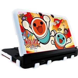 NINTENDO 3DSLL用 太鼓の達人 カスタムハードカバー お祭り Ver.(Nintendo 3DS)|zebrand-shop