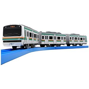 プラレール S-43 サウンドE231系近郊電車(湘南色)