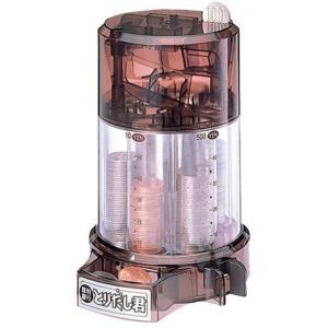 1円玉から500円玉まで、コインを自動的に選別しながら貯めることができるプラスチック製の貯金箱です。...