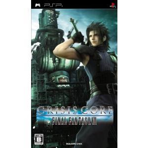 クライシス コア -ファイナルファンタジーVII- 通常版 PSP[13305641](Sony PSP)|zebrand-shop