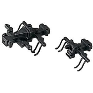 Nゲージ KATOカプラー密連形A黒 20個入 鉄道模型用品[11-703]|zebrand-shop