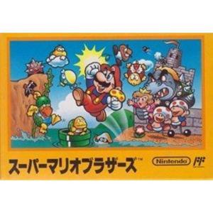 スーパーマリオブラザーズ(Nintendo Entertainment)|zebrand-shop