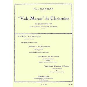 ジャンジャン : クラリネット奏者の座右の銘 クラリネット教則本 ルデュック出版 AL17190の画像