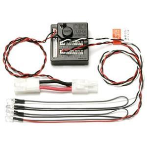 OPパーツ OP909 LEDライトユニット TLU-01 53909(ブラック) zebrand-shop
