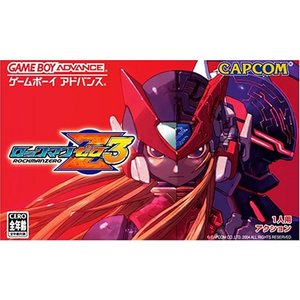 ロックマンゼロ3[AGB-P-BZ3J](Game Boy Advance)|zebrand-shop