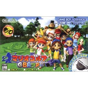 マリオゴルフGBAツアー[12995651](Game Boy Advance)|zebrand-shop