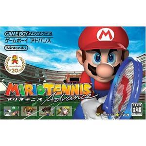 マリオテニスアドバンス[12995651](Game Boy Advance)|zebrand-shop