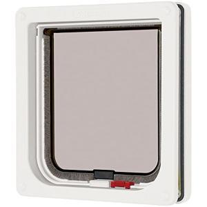 キャットメイト キャットドア[304W](白)|zebrand-shop