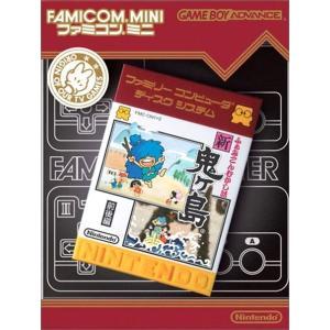 ファミコンミニ ふぁみこんむかし話 新・鬼ヶ島 前後編[AGB-P-FFMJ](Game Boy Advance)|zebrand-shop