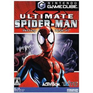 アルティメット スパイダーマン GC    ゲームソフト