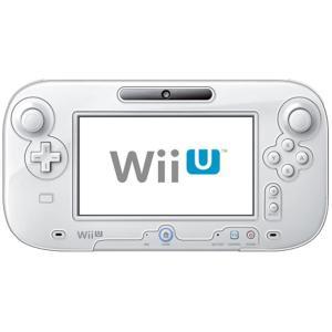 充電スタンド対応PC フル バリ硬カバーfor Wii U GamePad クリア[WIU-049](Nintendo Wii U)|zebrand-shop