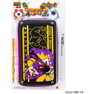 妖怪ウォッチ NINTENDO 3DS LL専用 ポーチ キュウビVer.[YW-04B](Nintendo 3DS)|zebrand-shop