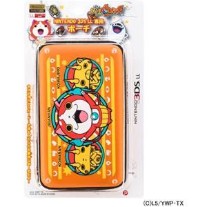 妖怪ウォッチ NINTENDO 3DS LL専用 ポーチ ジバニャンVer.(Nintendo 3DS)|zebrand-shop
