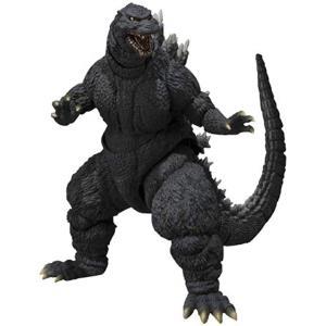 「VSシリーズ」ゴジラがS.H.MonsterArtsに登場。 造形・彩色指導は、酒井ゆうじ氏が担当...