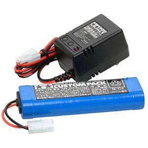 7.2Vカスタムパックと充電器セット 55087 55087-000 zebrand-shop