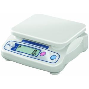 デジタルはかり SH-5000N ひょう量:5000g 最小表示:2g 皿寸法:230 W*190 Dmm SH-5000(ホワイト)|zebrand-shop