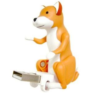 Humping Dog 柴犬[779](ブラウン)|zebrand-shop