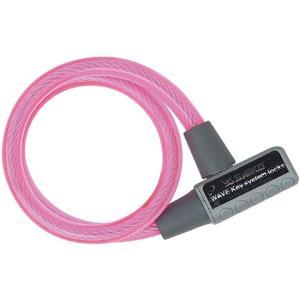 ワイヤーロック ピンク 品番 WCL-600 P[WCL-600 P]