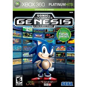 Sonic Ultimate Genesis Collection 輸入版 - Xbox360[68034](1枚) zebrand-shop