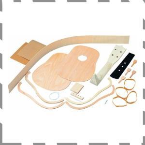 木工芸 ウクレレ作り[031408]|zebrand-shop