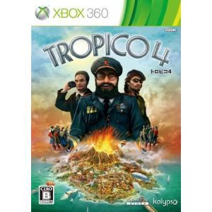 Tropico 4 -トロピコ 日本語版- Xbox360[XBOX-9047] zebrand-shop